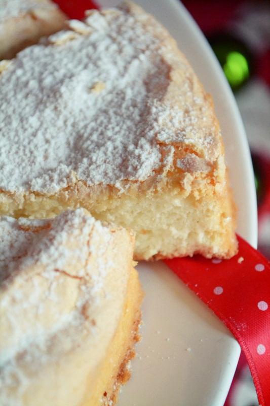 Συνταγή για Κέικ Αγγέλων
