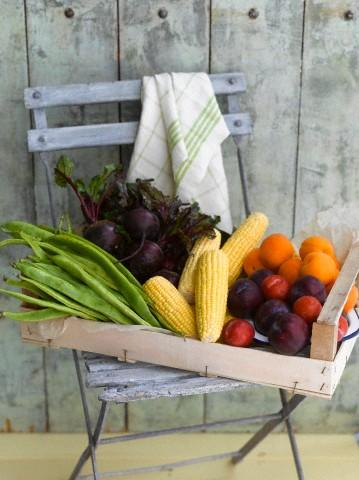 Εποχιακά Λαχανικά και Φρούτα