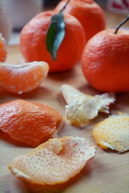 Συνταγές με Μανταρίνι