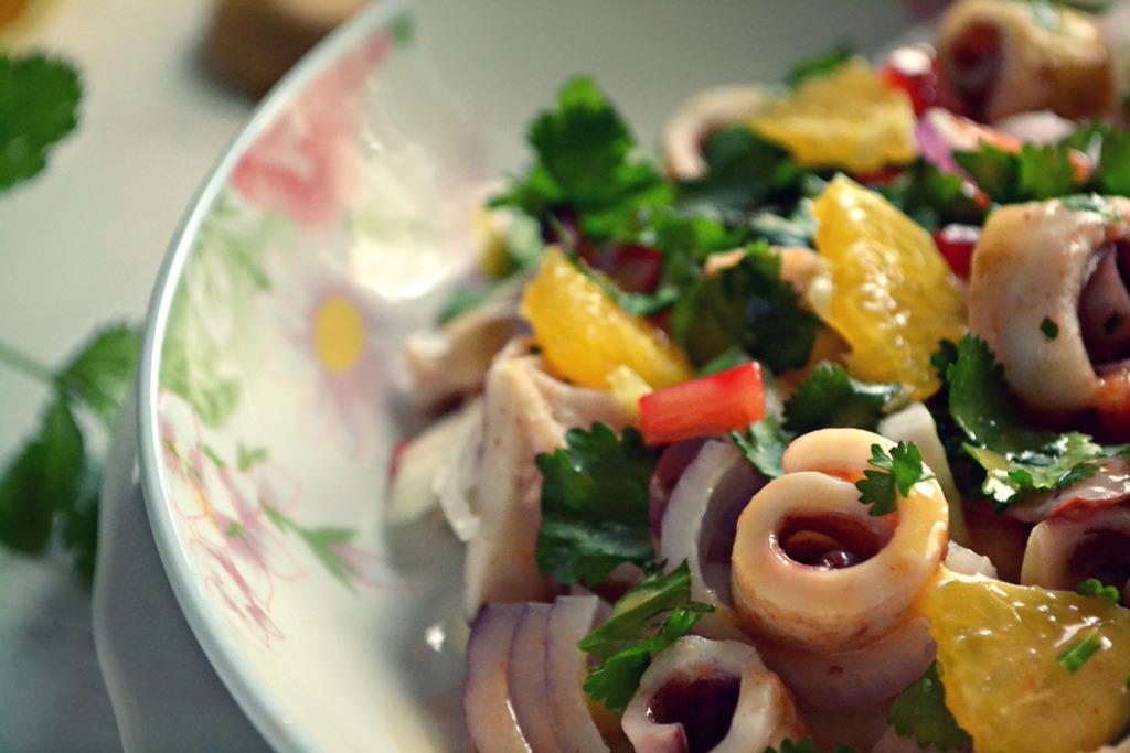 Συνταγες για Νηστίσιμες Σαλάτες