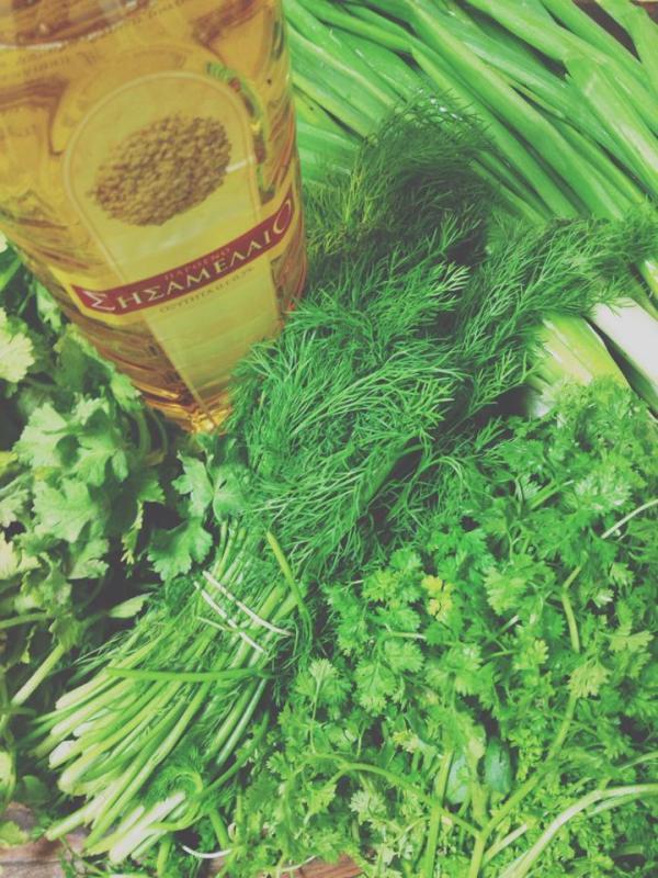 Συνταγή για Χορτόπιτα Νηστίσιμη