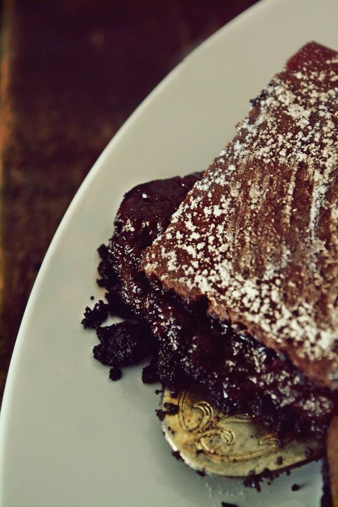 Brownie Συνταγή