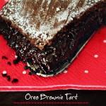Oreo Cookies Brownie