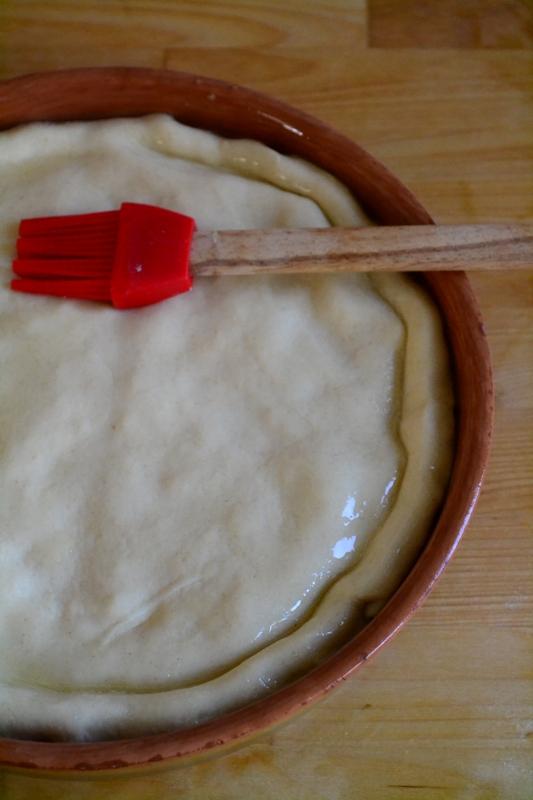 Κυκλαδιτικες Συνταγές Πάσχα