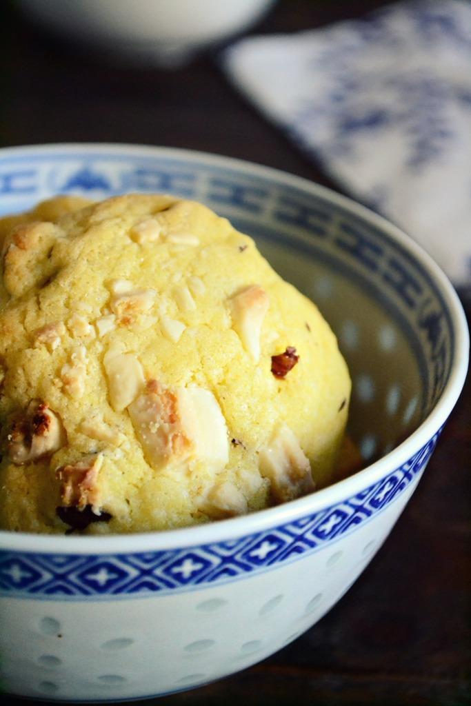 Συνταγές Cookies Λευκή Σοκολάτα