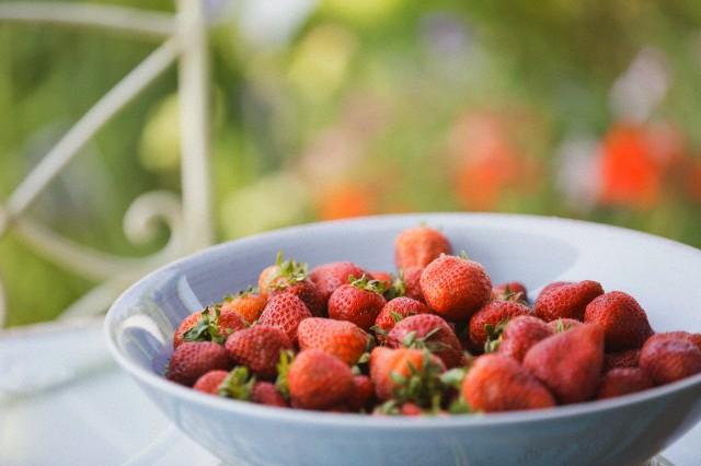 Φράουλες Συνταγές