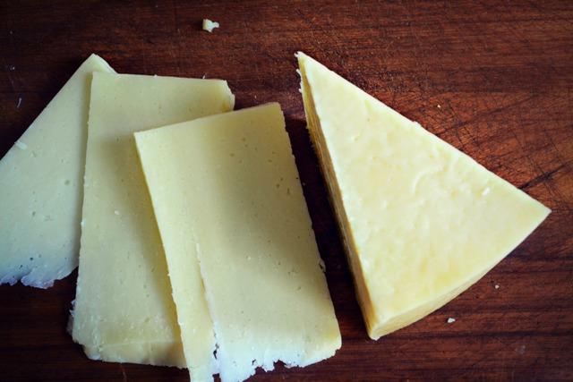 Συνταγές με Τυρί Σαν Μιχάλη