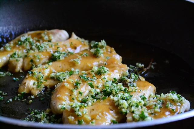 Εύκολο Κοτόπουλο Λεμονάτο Συνταγές