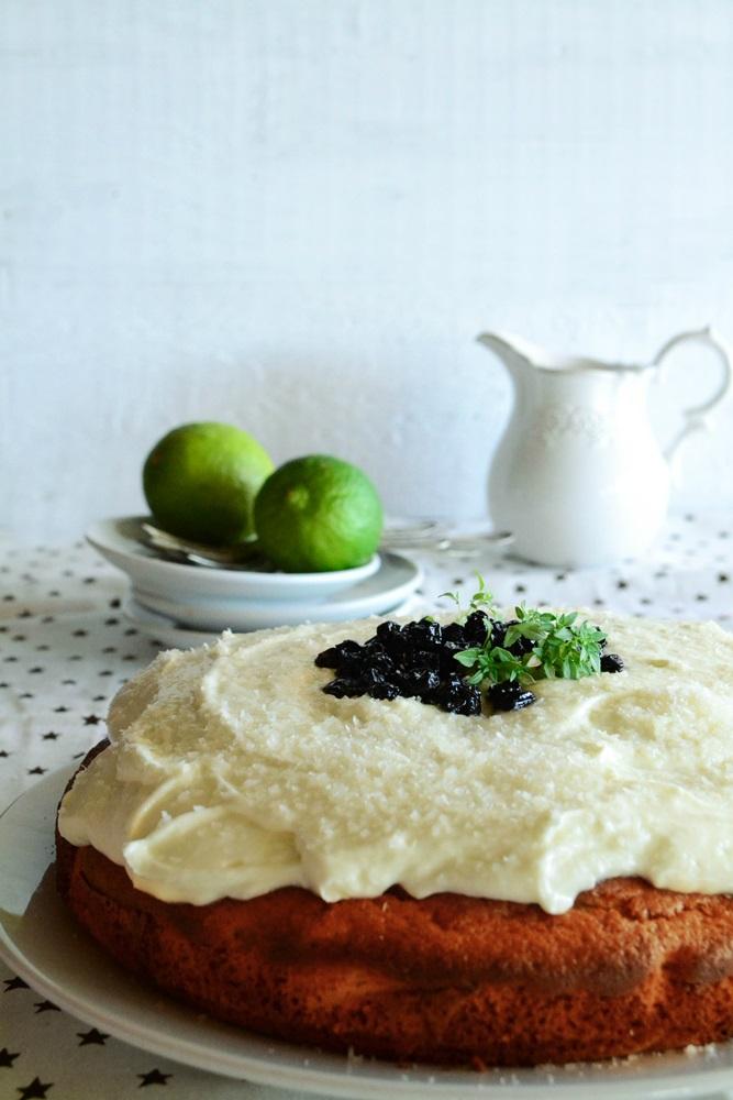 Κέικ με Πεπόνι