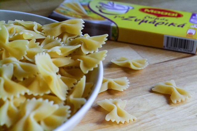 Συνταγές για Ζυμαρικά Maggi