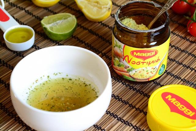 Συνταγές με Νοστιμιά Maggi