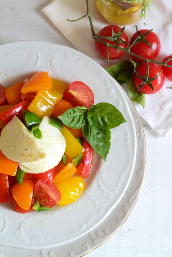 Συνταγές με Πιπεριές