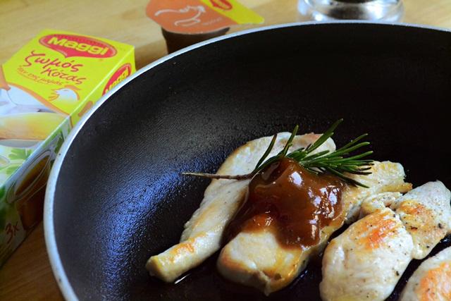 Συνταγές Maggi με Κοτόπουλο