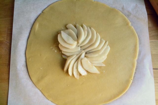 Συνταγές για Τάρτα με Αχλάδια