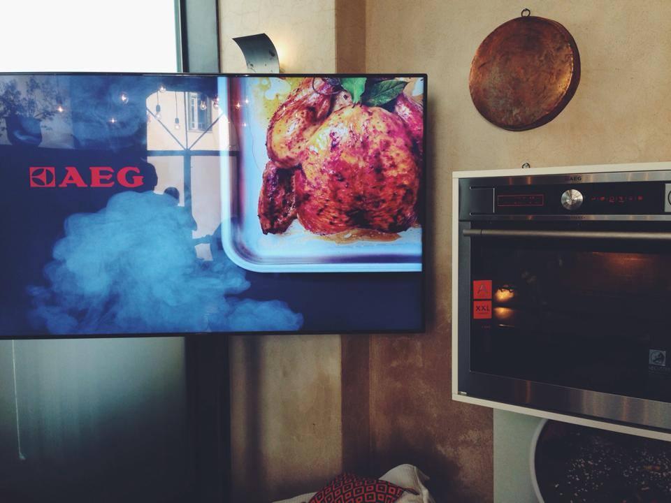 Φούρνος AEG