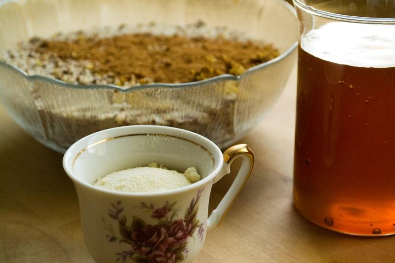 Μπακλαβάς Συνταγές χωρίς βούτυρο