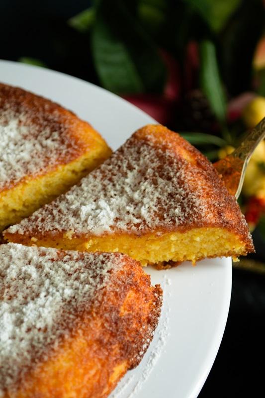 Συνταγή για Κέικ Πορτοκάλι
