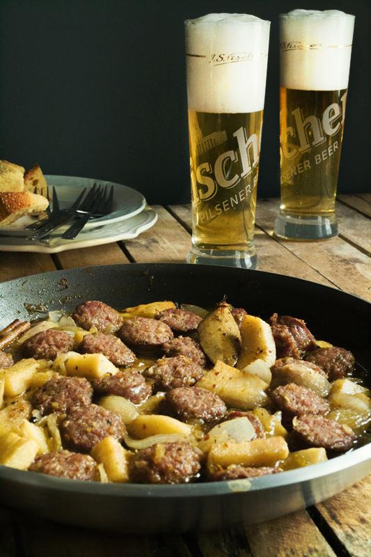 Fischer Συνταγές με Μπύρα