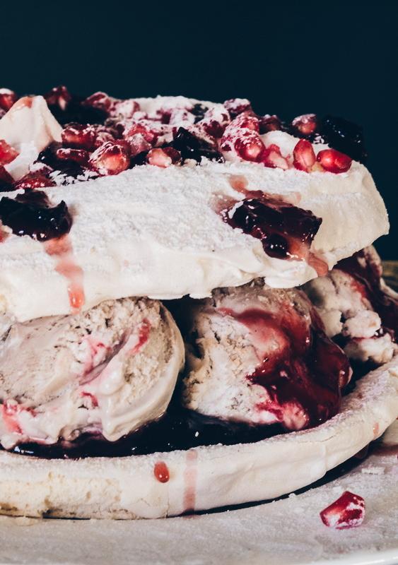 Παγωτό Cheesecake Συνταγή