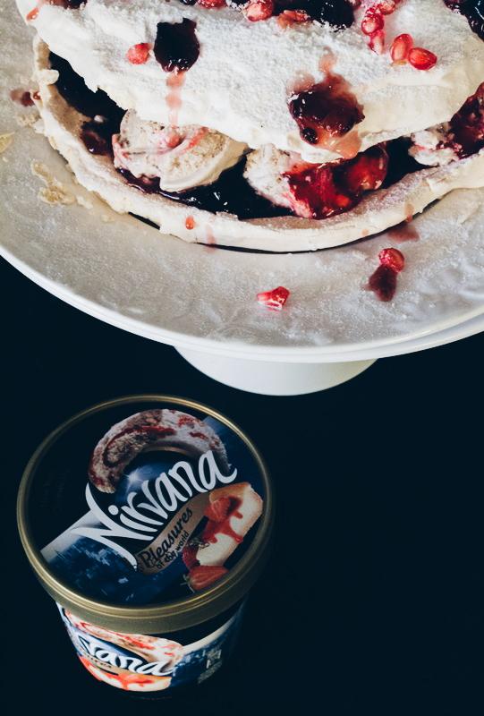 Παγωτό NIRVANA Cheesecake