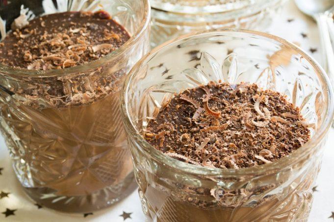 Κρέμα Σοκολάτα, Espresso και Μπαχαρικά