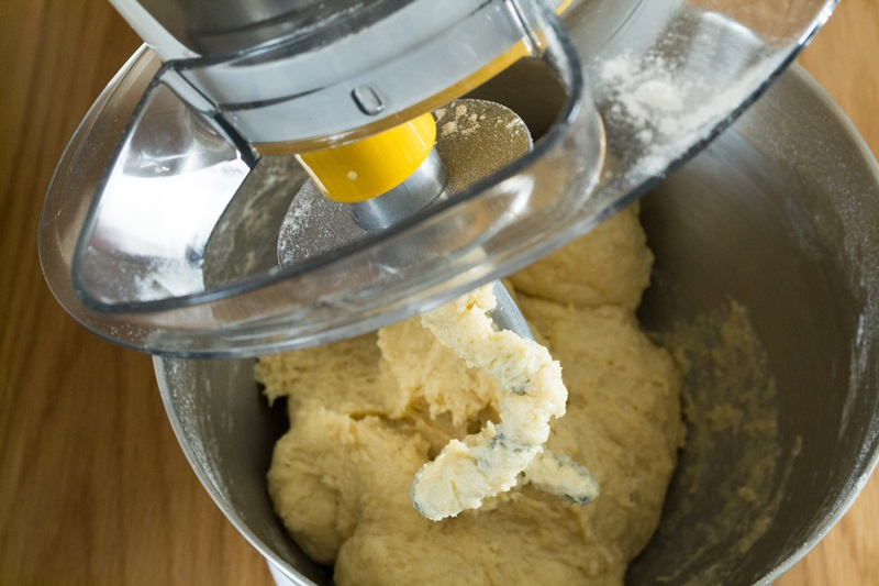 Cinammon Rolls στο μίξερ Συνταγή