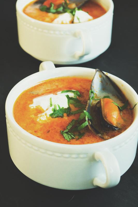 Συνταγές για Σούπες με Θαλασσινά και Μπακαλιάρο