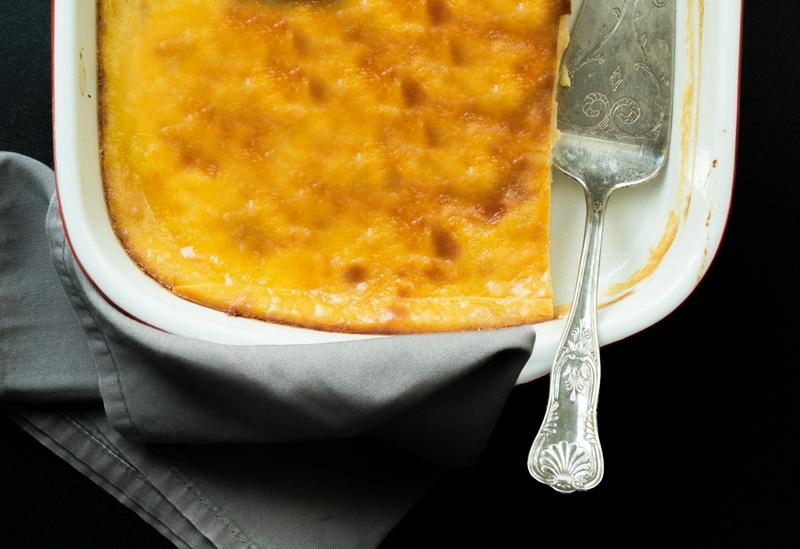 Εύκολη Γαλατόπιτα Χωρίς Φύλλο Συνταγές