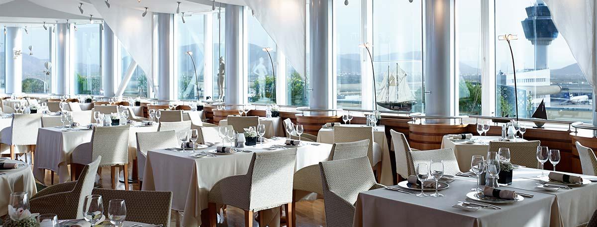 Ξενοδοχείο Intercontinental Εστιατόριο