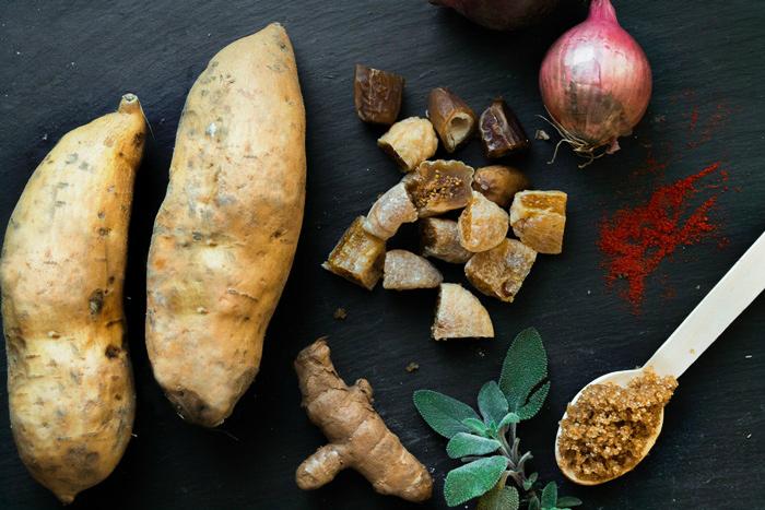 Συνταγές με Γλυκοπατάτες
