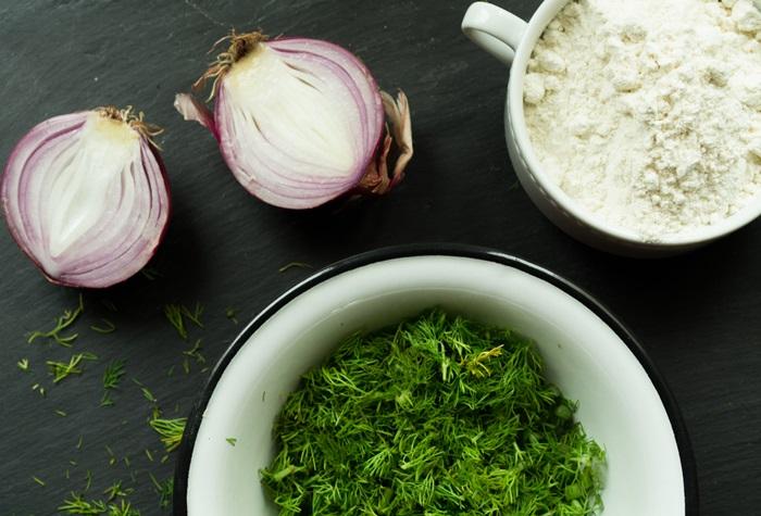 Συνταγές με Μάραθο
