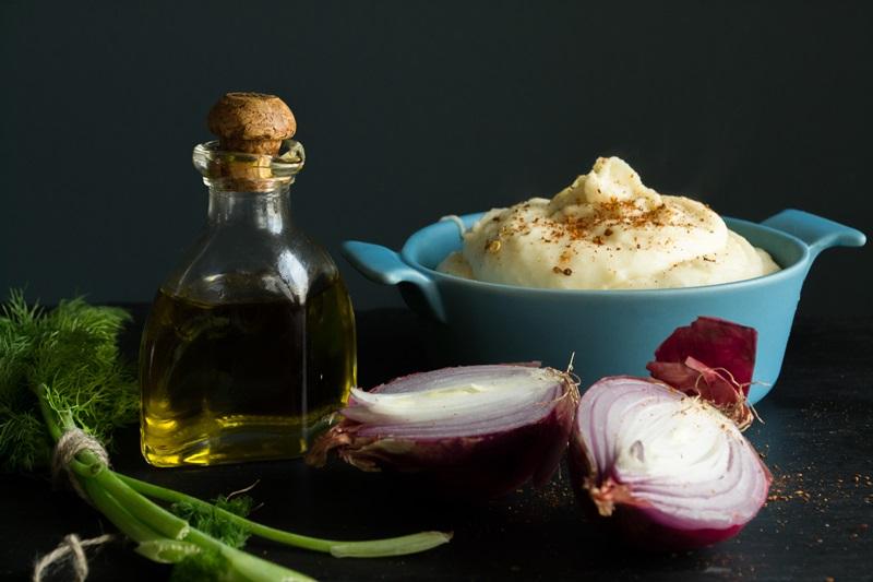 Συνταγές με Πουρέ