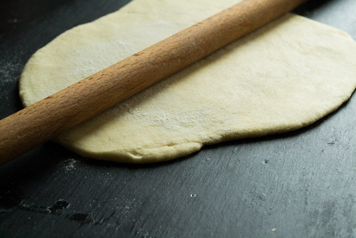 Συνταγή Χειροποίητα Ζυμαρικά Μαντί