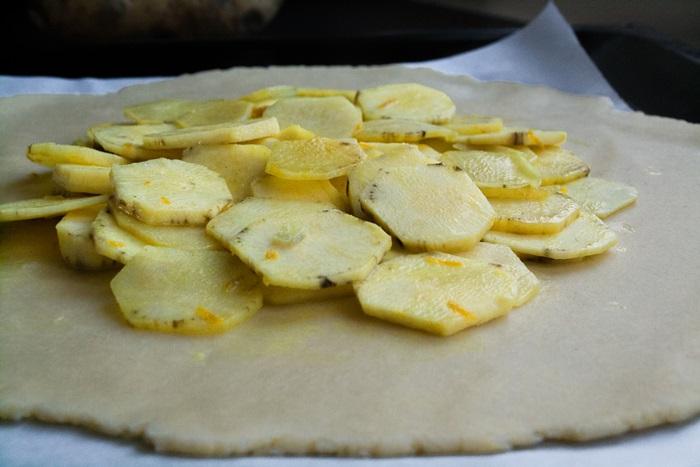 Συνταγή για Γλυκοπατάτες