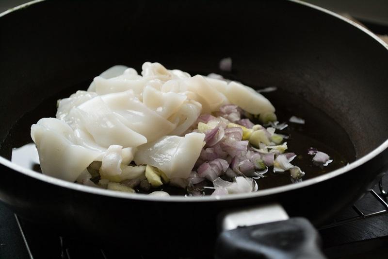 Νηστίσιμες Συνταγές με Θαλασσινά