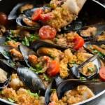Νηστίσιμες Συνταγές με Καλαμαράκια