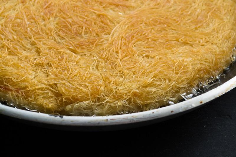 Συνταγή για Κιουνεφέ