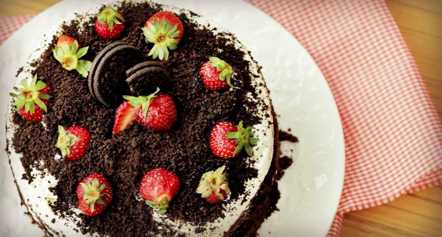 Κέικ για την Γιορτή της Μητέρας