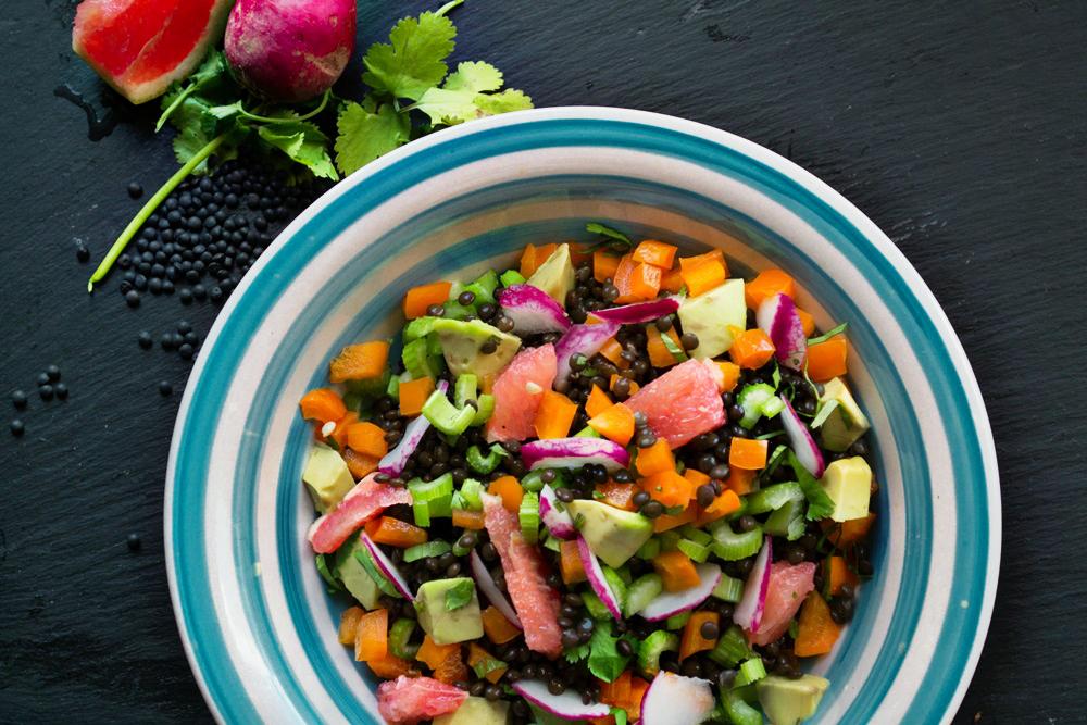 Διαιτητικές Συνταγές Σαλάτες