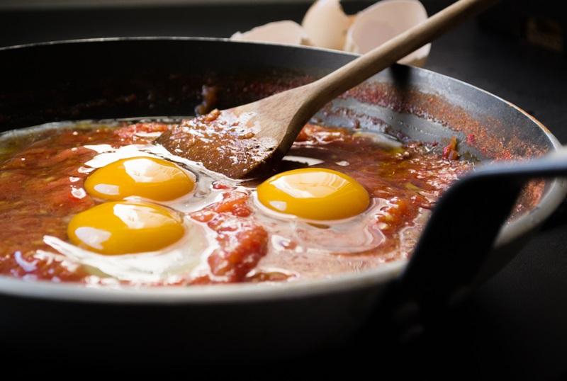 Συνταγές με Αυγά