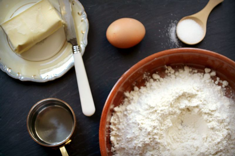Συνταγές Κις Λορέν με Κοπανιστή και Σύκα