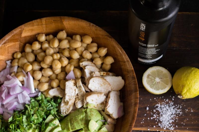 Gaea Συνταγές με Ρεβίθια