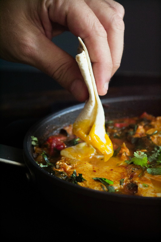 Αυγά με Σπανάκι Συνταγές