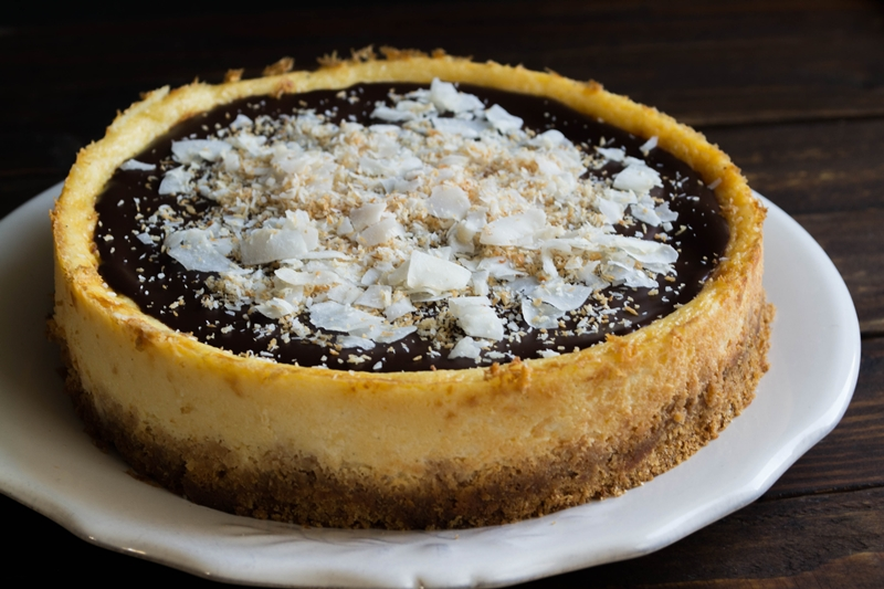 Συνταγές για Cheesecake τσιζκέικ