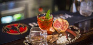 Smyrna cocktail Bacardi