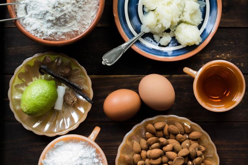 Συνταγές για Κουραμπιέδες