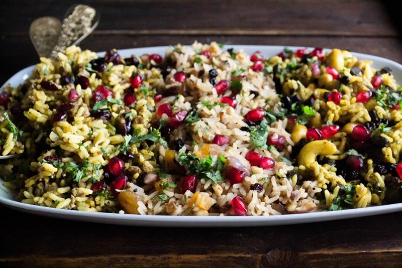 Ρύζι Χριστουγεννιάτικες Συνταγές