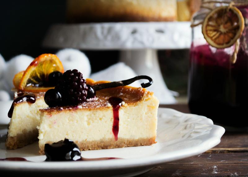 Cheesecake Συνταγή