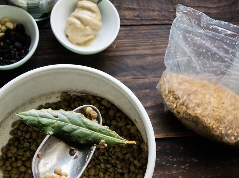 Καστανό Ρύζι Συνταγή