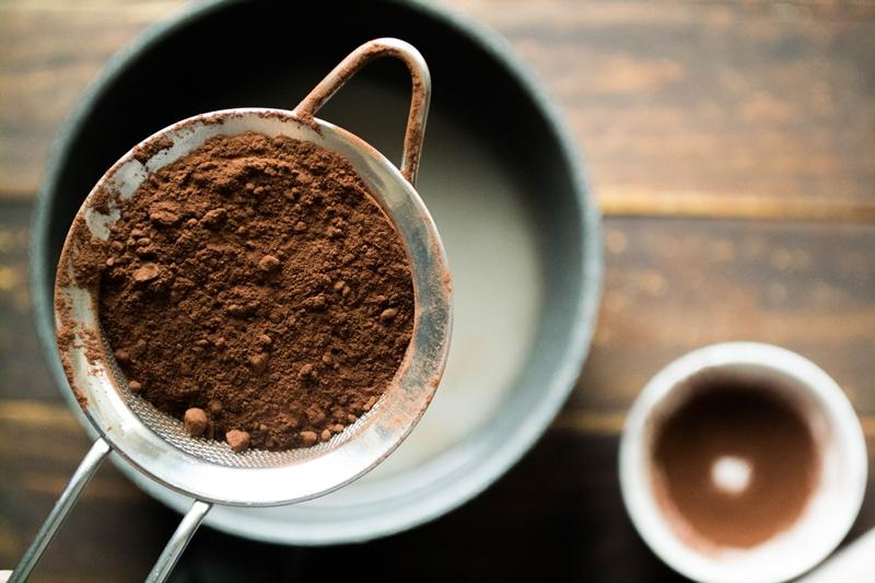 Νηστίσιμες Συνταγές με Σοκολάτα